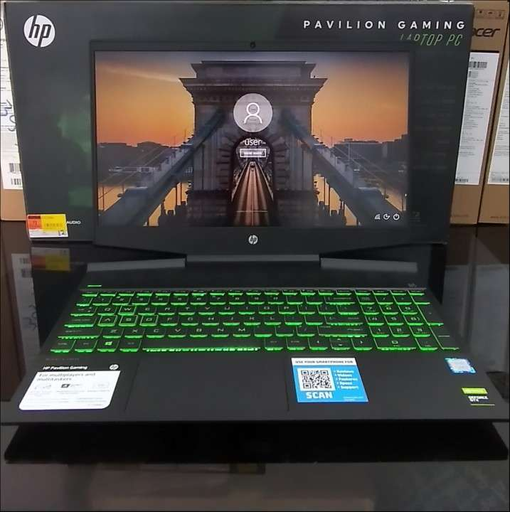 Notebook HP Pavilion Gaming Core I5 - 0