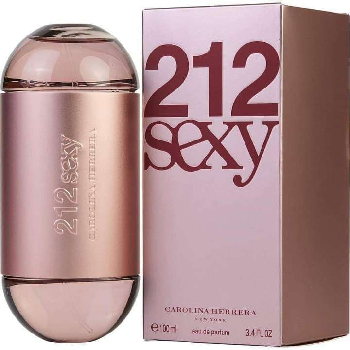Perfume carolina herrera 212 sexy - 100 ml - 1