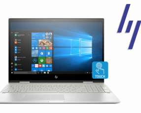 Notebook HP i7 Envy X360 512 ssd