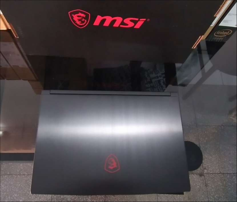 Notebook MSI GF Thin gaming - 2