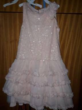 Vestido Infantil Elegante