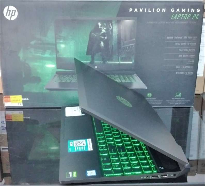 Notebook HP Pavilion Gaming Core I5 - 1