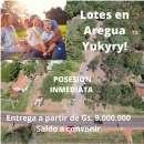 Terrenos en Areguá - 2