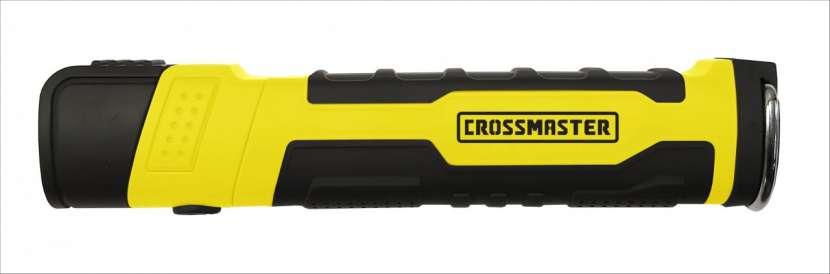 Linterna LED recargable retráctil 3W Crossmaster - 0