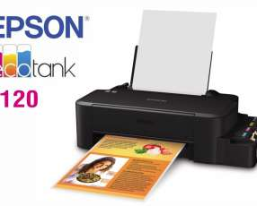 Impresora Epson Ecotank L120 SF