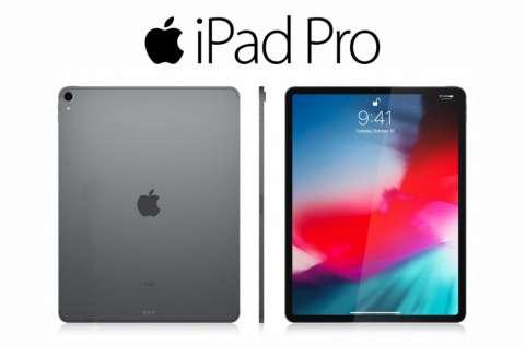 Apple iPad Pro 12,9 pulgadas 2018