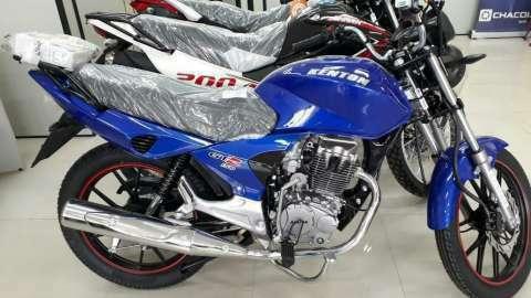 Motos Kenton - 0
