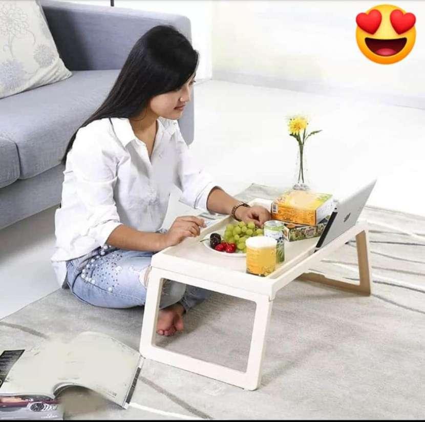 Mesa para desayuno plegable - 0