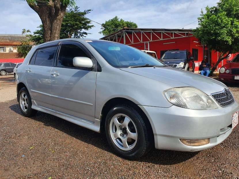 Toyota Runx 2002 - 0