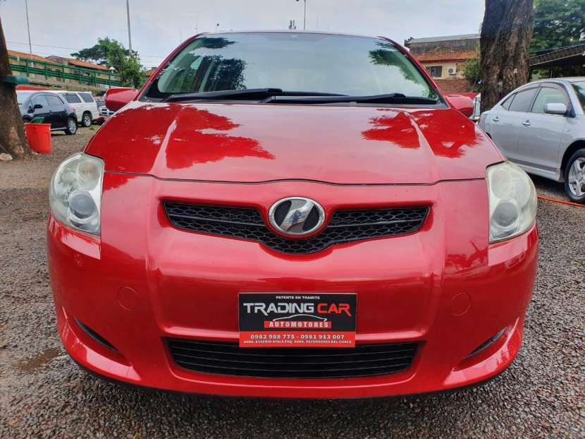 Toyota auris 2007 - 0
