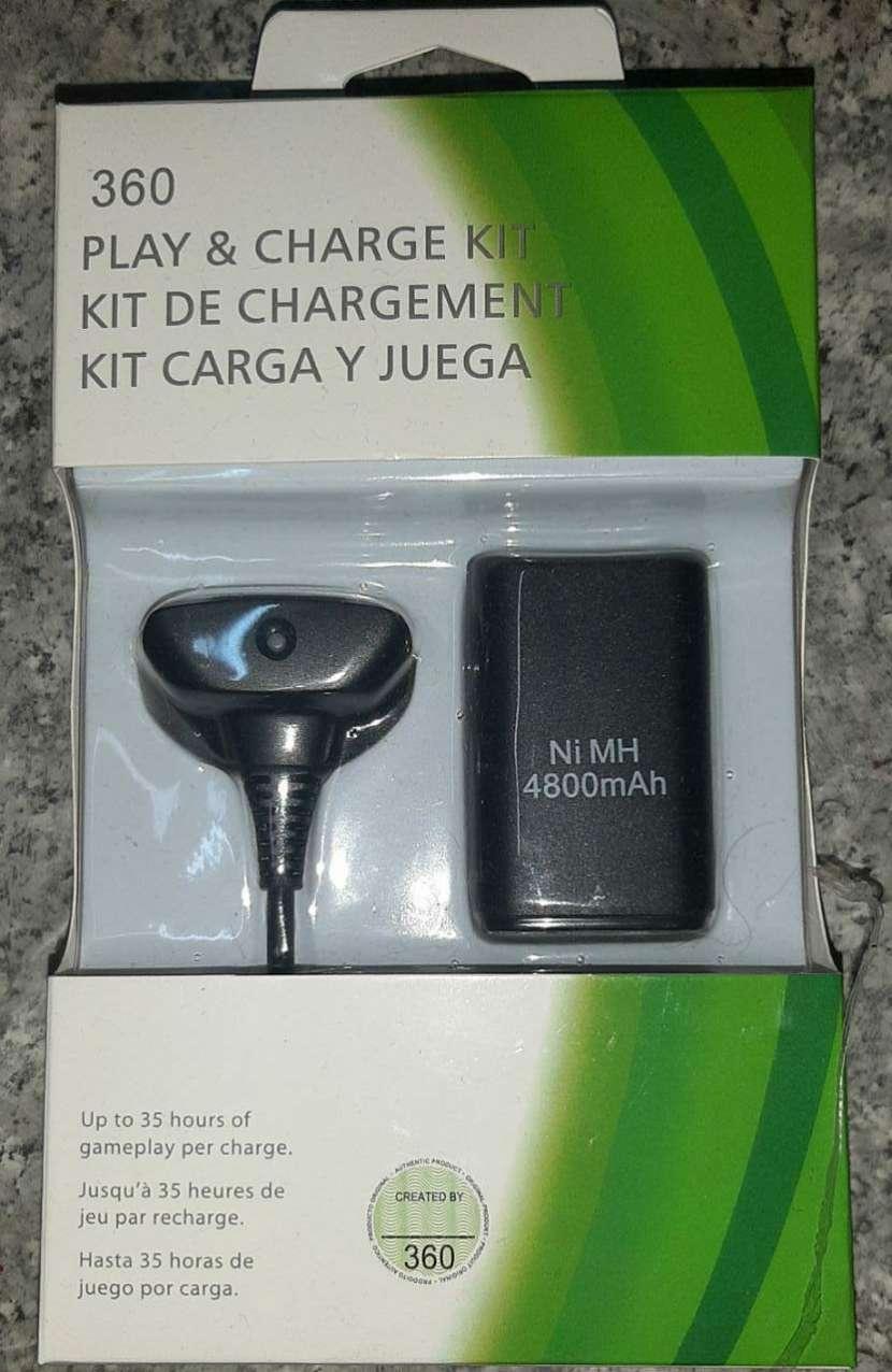 Kit de Carga XBOX 360 - 0