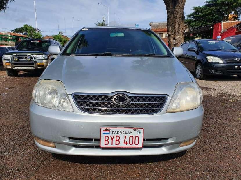 Toyota Runx 2002 - 1