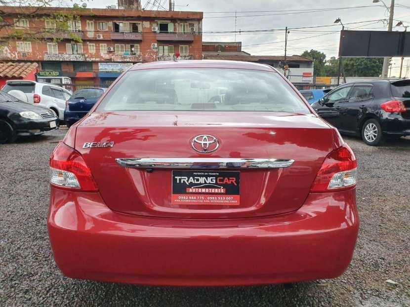 Toyota belta 2011 - 1