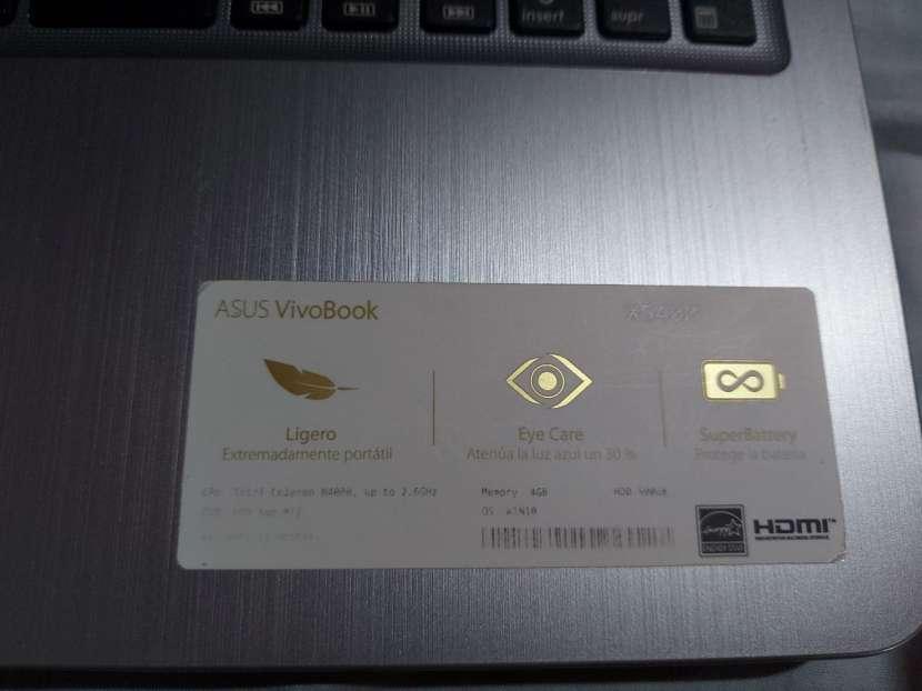 Notebook Asus - 2