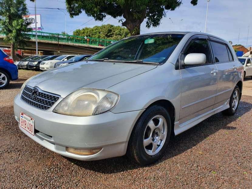 Toyota Runx 2002 - 3