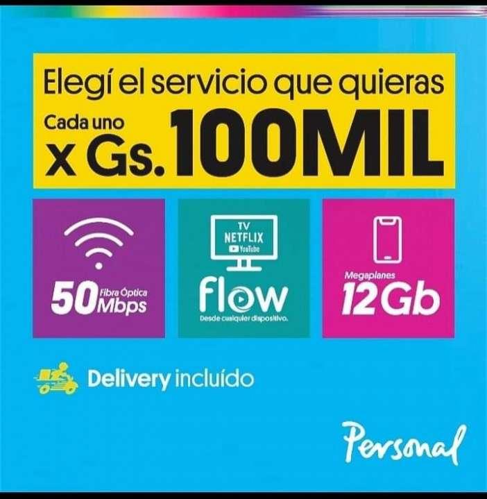 Internet de Personal - 0