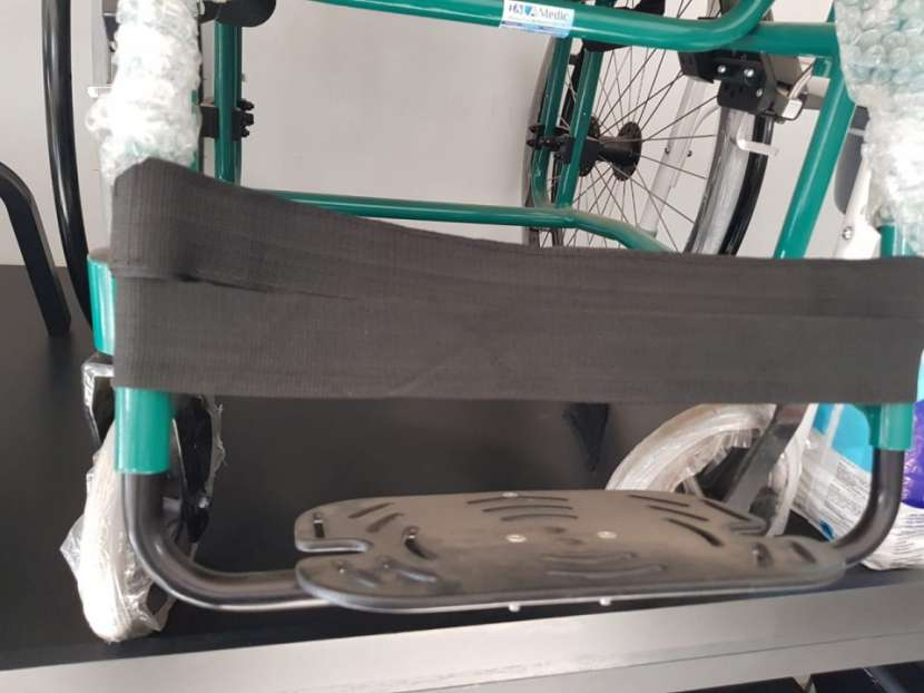 Silla de ruedas deportiva - 5