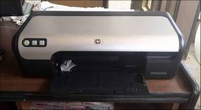 Impresora hp deskjet d2460