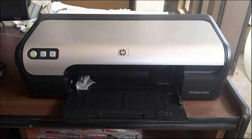 Impresora hp deskjet d2460 - 0