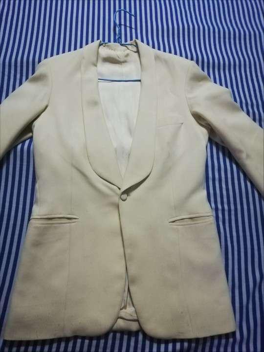 Saco de Vestir - 0