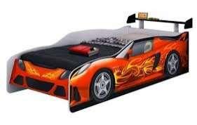 Cama carro racer - 0