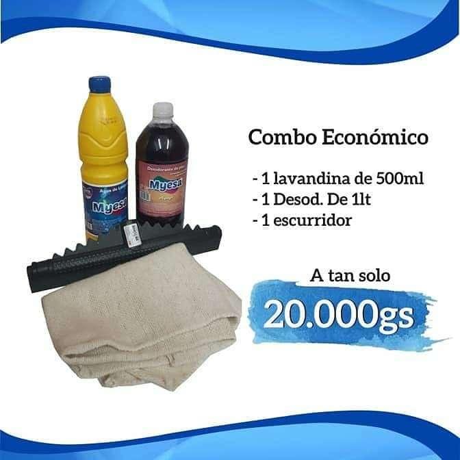 Productos de limpieza económico - 0