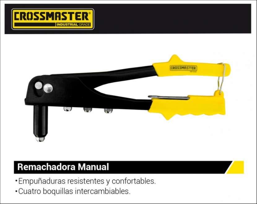 Remachadora manual 240mm Crossmaster 9971004 - 1
