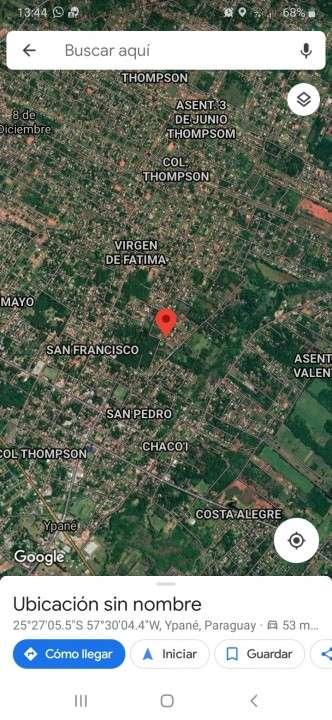 Terreno en Ypané centro 420m2 - 1