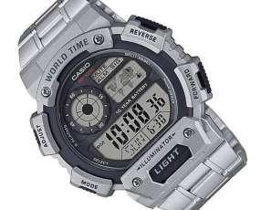Reloj C Casio AE1400WHD-1AV Originales