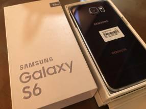 Samsung Galaxy S6 nuevo en caja
