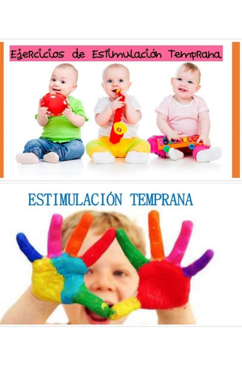 Atención y estimulación temprana - 1