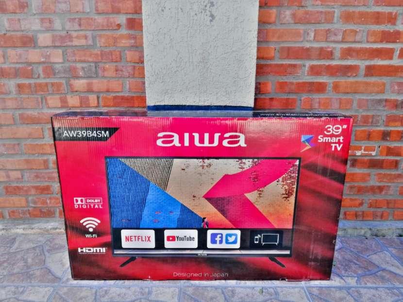Smart tv 4k Aiwa 58 pulgadas - 2