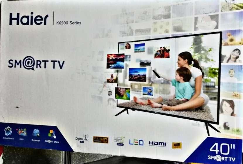 Smart tv 4k Aiwa 58 pulgadas - 3