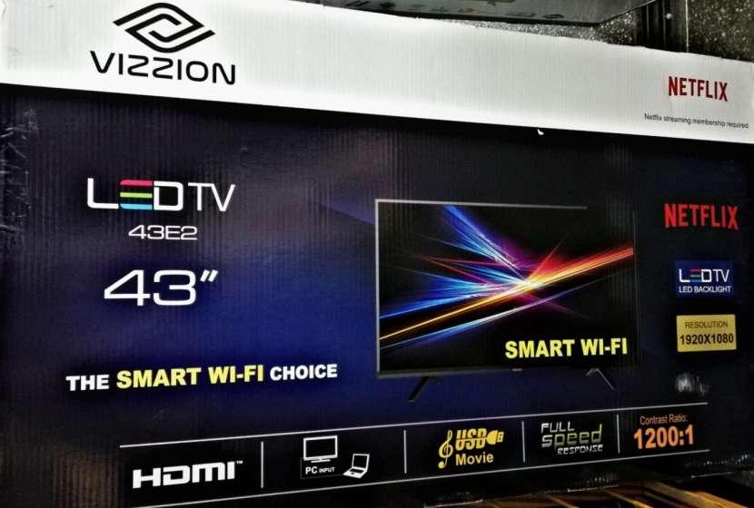 Smart tv 4k Aiwa 58 pulgadas - 4