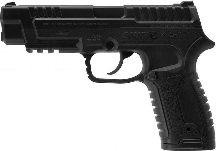Pistola de pellets y acero CO2 Gamo P-430 - 0