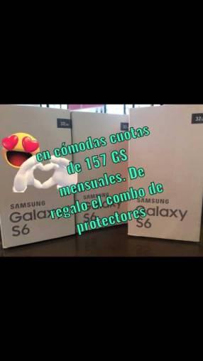 Samsung Galaxy S6 de 32 gb nuevo en caja