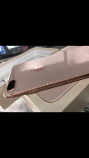 iPhone 8 Plus 64gb en caja