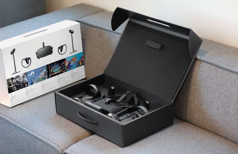 Lente de realidad virtual Oculus Rift Xbox One pc - 5