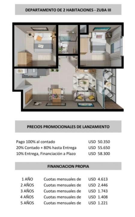 Departamento en pozo zona Norte Fernando de la Mora - 6
