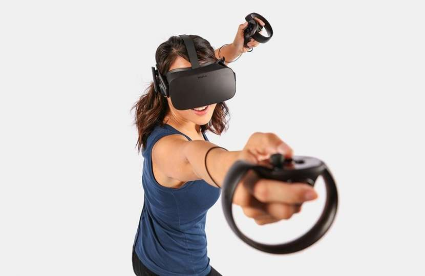 Lente de realidad virtual Oculus Rift Xbox One pc - 4