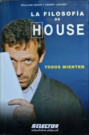 Vendo Libro de La Filosofía de House