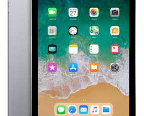 iPad 6th 9.7 pulgadas A10 wifi lte 32 gb iOS 11 space gray