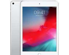 iPad mini 5 7.9 pulgadas wifi 64 gb silver