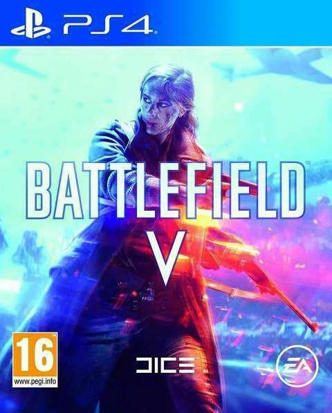 Battlefield 5 PS4 - 0