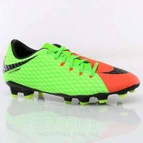 Botín Nike Hypervenom Phelon doble color calce 36,5