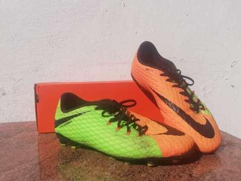Botín Nike Hypervenom Phelon doble color calce 36,5 - 2