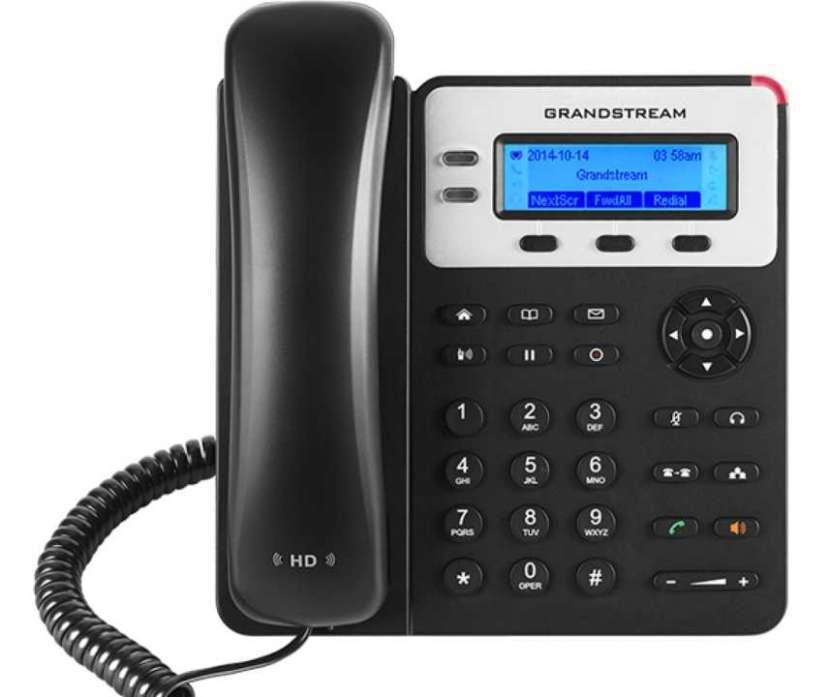 Telefono IP Grandstream GXP1620/1625 - 0