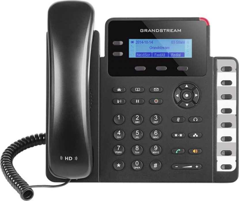 Teléfono IP Grandstream GXP1628 - 0