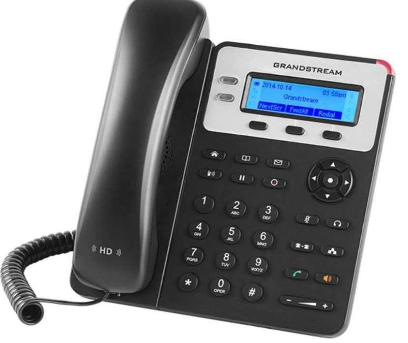 Telefono IP Grandstream GXP1620/1625 - 1