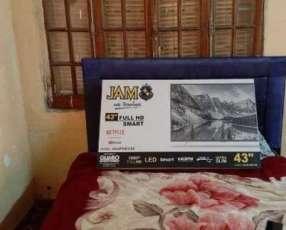 Smart tv Jam full HD 43 pulgadas